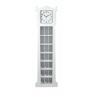 office large size floor clocks wayfair. 62\ Office Large Size Floor Clocks Wayfair