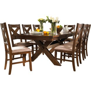 Isabell 9 Piece Dining Set