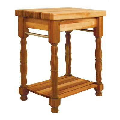 Brunton Kitchen Island With Butcher Block : Kitchen Chopping Block Island Wayfair