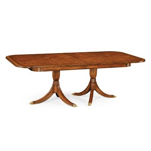 Windsor Regency Extendable Solid Wood Dining Table