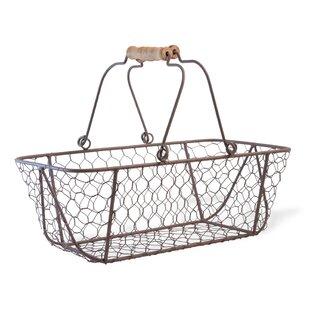 Per En Metal Wire Basket