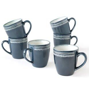 Jayda Coffee Mug Set Of 6