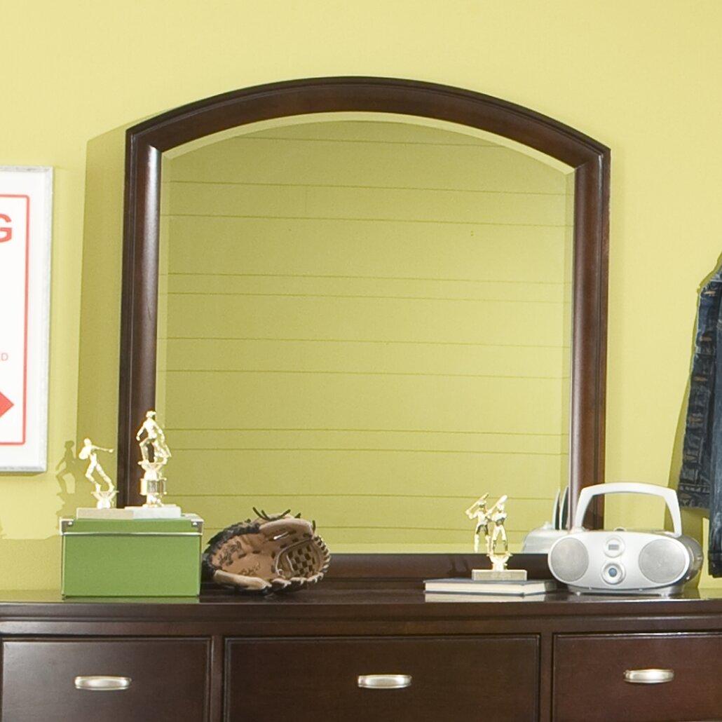 Harriet Bee Jami Arched Dresser Mirror | Wayfair