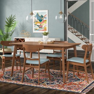 MidCentury Modern Kitchen Dining Room Sets Youll Love Wayfair