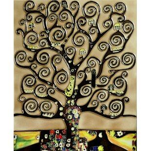 U0027Tree Of Lifeu0027 By Gustav Klimt Wall Art
