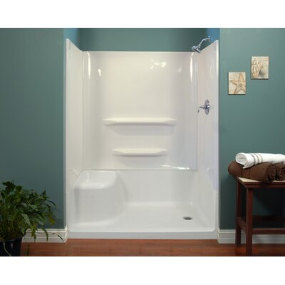 find the perfect shower walls & surrounds | wayfair