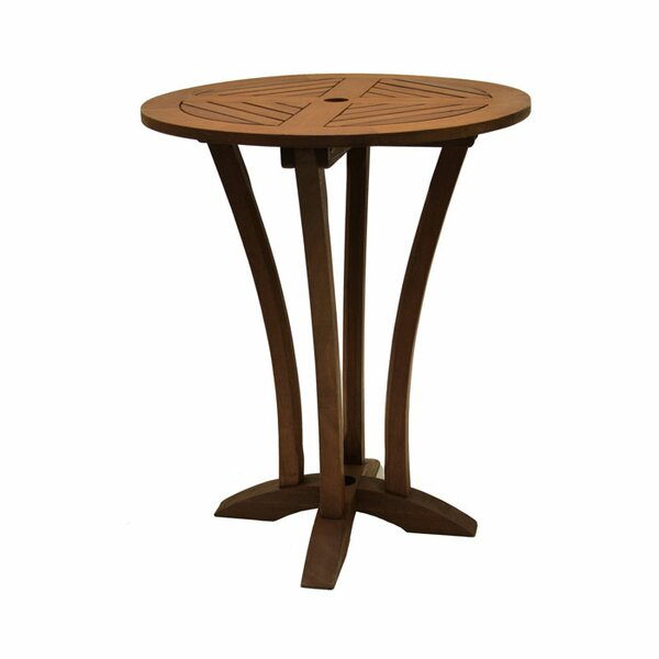 Bar Height Patio Tables You'll | Wayfair on kitchen cabinets outdoor, kitchen wood outdoor, grill tops outdoor,