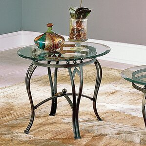 Fleur De Lis Living Deanne End Table