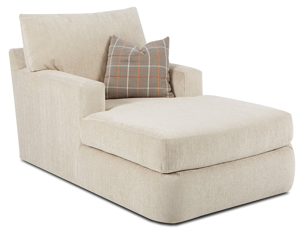 Simms Chaise Lounge  sc 1 st  Wayfair.com : chaise lounge - Sectionals, Sofas & Couches