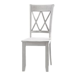 Dauberville Solid Wood Dining Chair (Set of 2) by Darby Home Co
