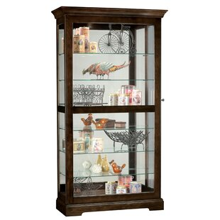 Brame Lighted Curio Cabinet