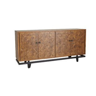 Tony Rustic 4-Door Sideboard Savings