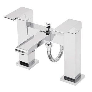 Zweigriff Badewanne Wasserhahn Rubik von Belfry Bathroom