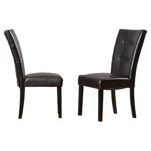 Moerlein Parsons Chair (Set of 2) by Red Barrel Studio