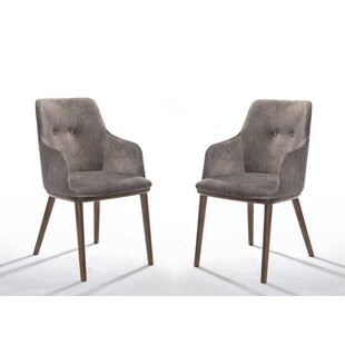 Camak Upholstered Dining Chair (Set of 2)
