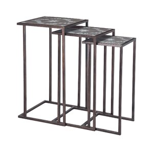 Ferrand 3 Piece End Table Set by One Allium Way