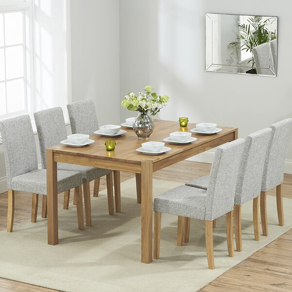 Rory Dining Set With 6 Chairs Part 66