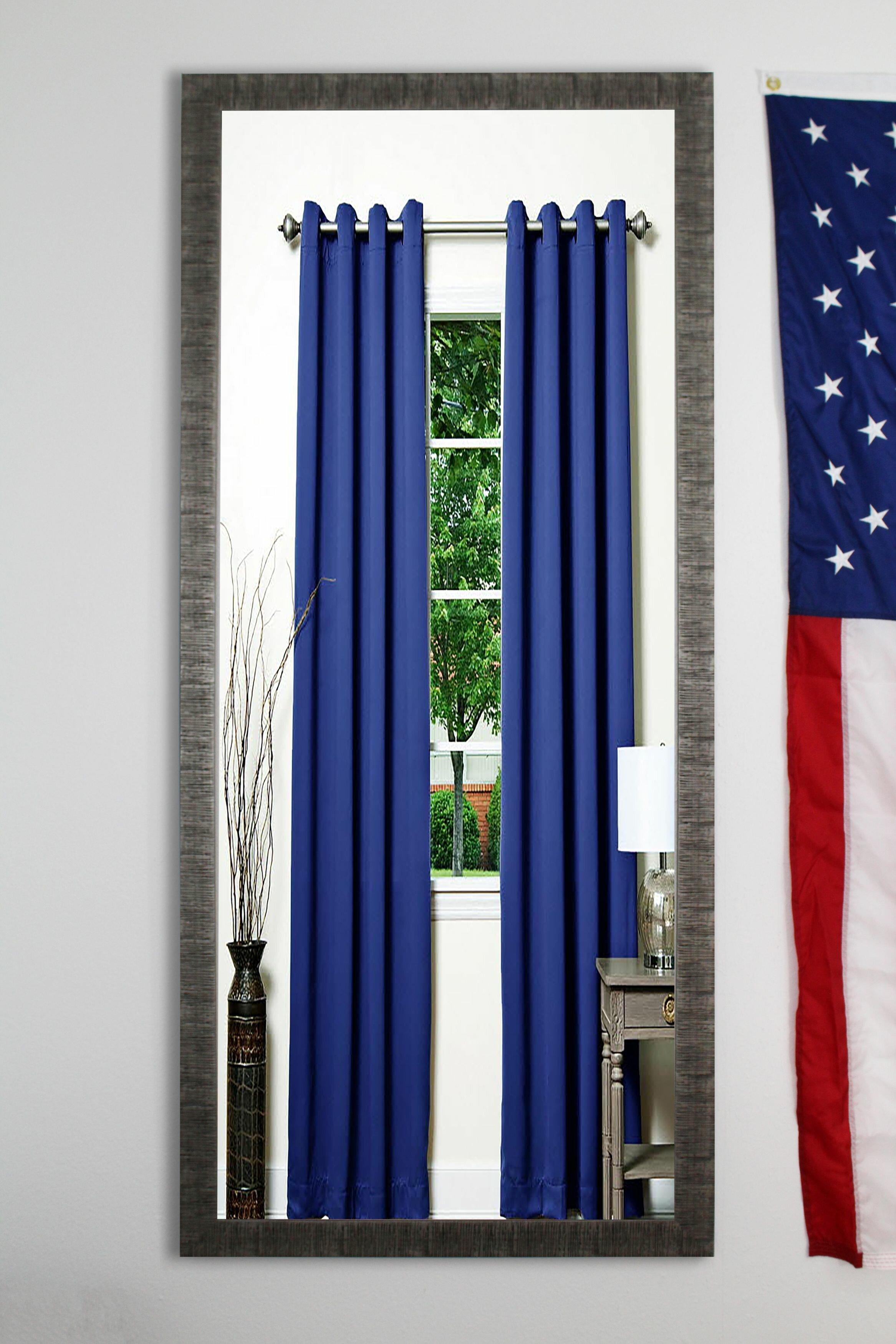 World Menagerie Denver Tall Wall Mirror & Reviews | Wayfair