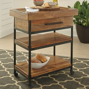 McLaurin Bar Cart by Loon Peak