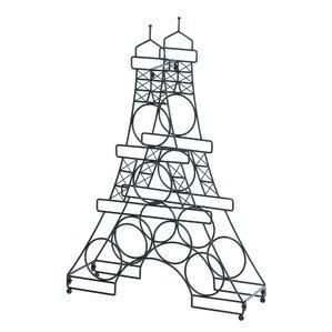 Eiffel Tower 6 Bottle Tabletop Wine Rack by Zingz & Thingz