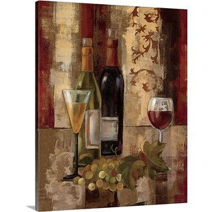 Grape Wine Kitchen Curtains | Wayfair