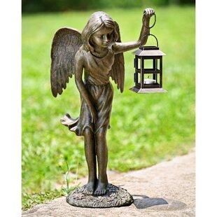 Super Large Angel Garden Statues | Wayfair RH76