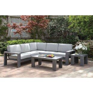 sherrell contemporary outdoor sectional sofa outdoor sectional r85 outdoor