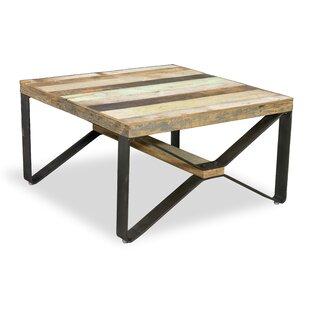 Re Engineered Cross Leg Coffee Table