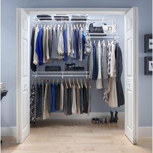 Shelftrack 183cm Wide Clothes Storage System