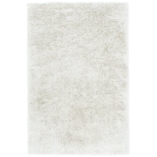 Purchase Trolley Line Vanilla White Area Rug By Capel Rugs