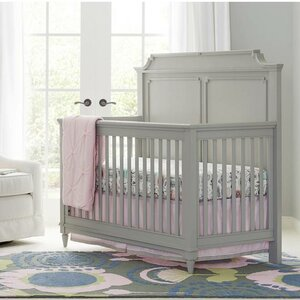 Clementine Court Built-to-Grow 3-in-1 Convertible Crib