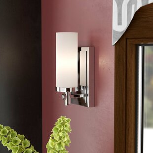 Wall sconces joss main prendergast 1 light wall sconce aloadofball Image collections