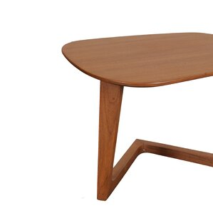 Hartleton End Table by Wade Logan