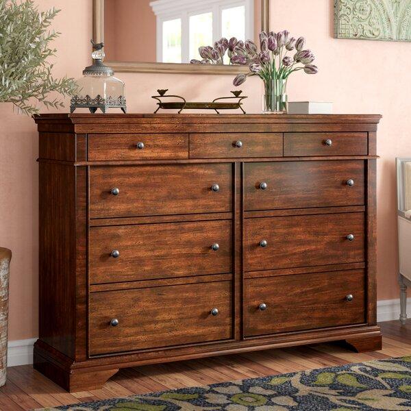 Birch Lane Heritage 9 Drawer Double Dresser Reviews