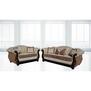 Auden 2 Piece Living Room Set by Astoria Grand