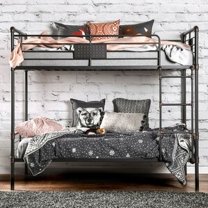 Leland Twin Bunk Bed by Viv + Rae