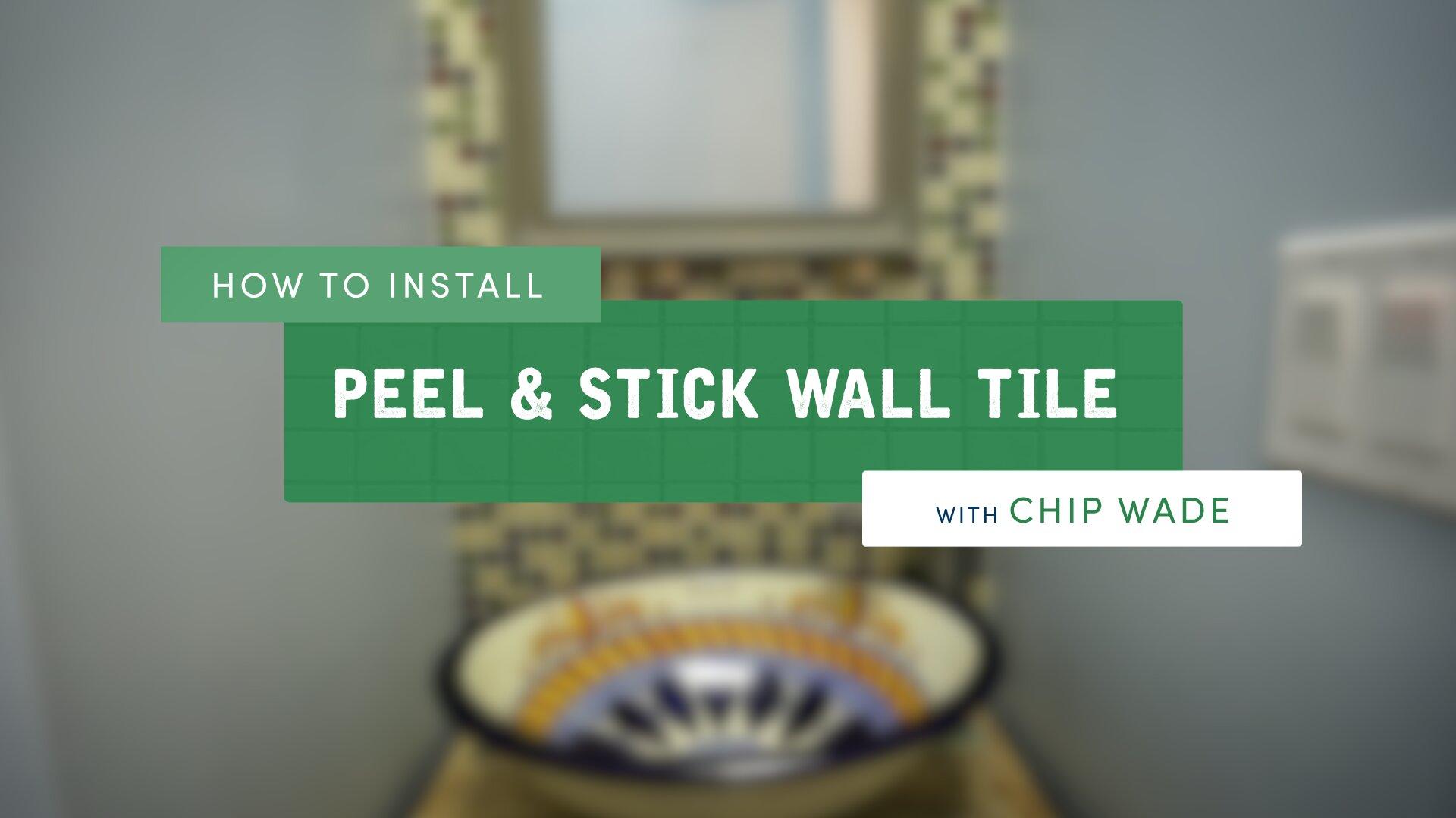 Aspect 6 x 24 inch autumn sandstone peel and stick stone backsplash - Instant Mosaic Instant Random Sized Porcelain Peel Stick Mosaic Tile In 3 Color Blend Reviews Wayfair