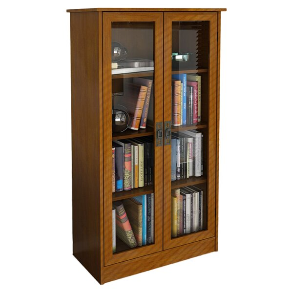 sc 1 st  Wayfair & Bookcases with Doors Youu0027ll Love | Wayfair