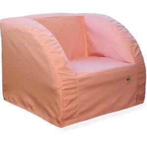 Pure Organic Slipcover Kids Cotton Club Chair by Keet