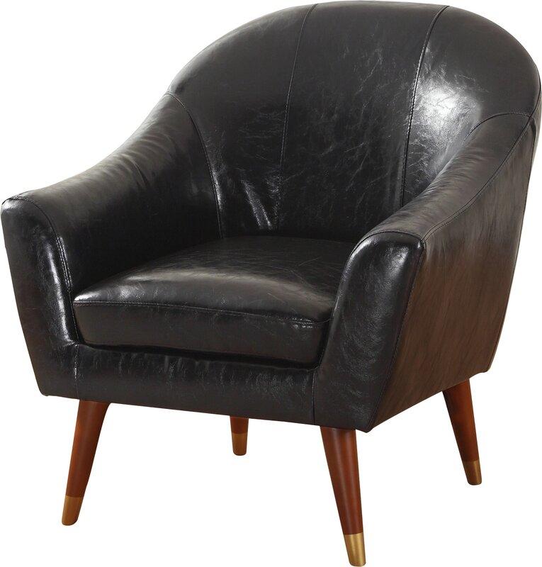 Madison Home USA Mid Century Modern Barrel Chair & Reviews | Wayfair