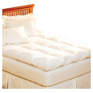 Queen Feather Bed Topper Wayfair