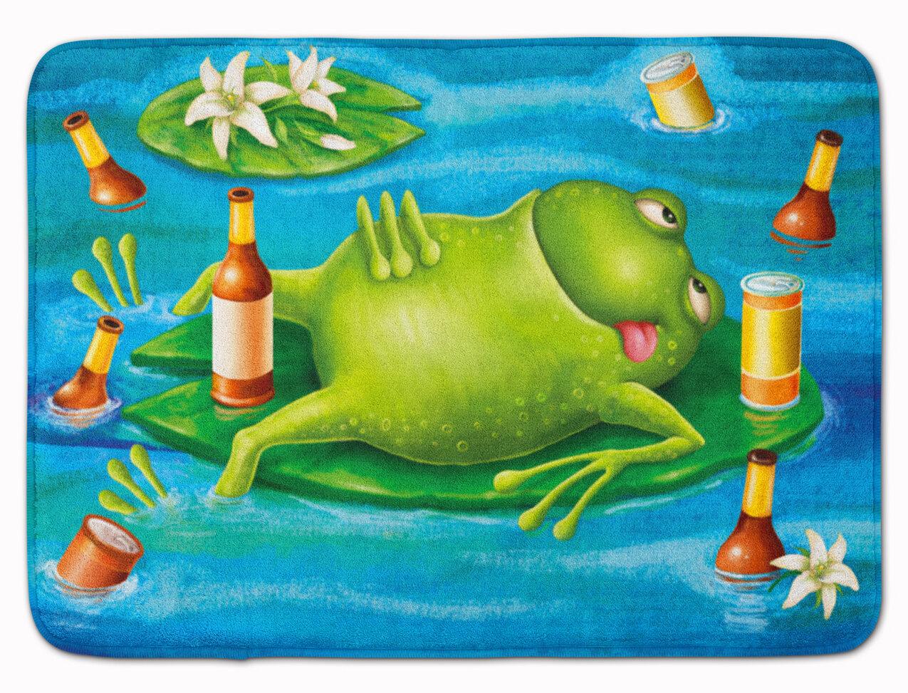 Frog Rug Rugs Ideas