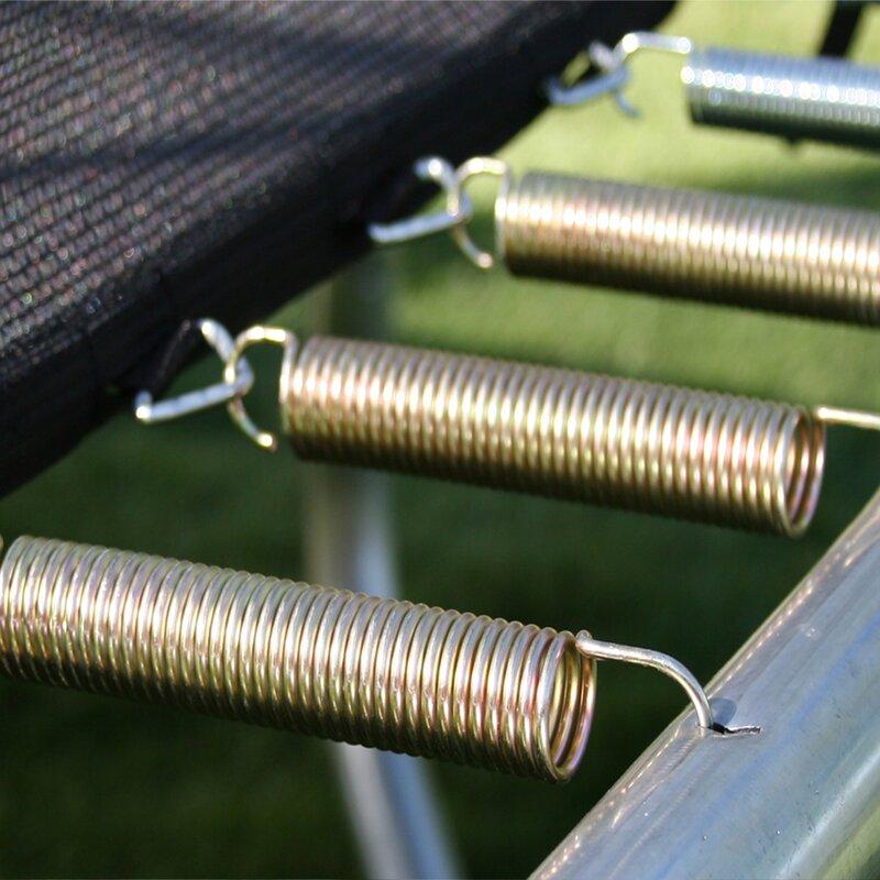 15 X 17 Oval Trampoline Safety Net Fits
