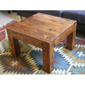 Cube Coffee Table by Timbe..
