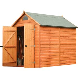 Garden Sheds Wooden wood storage sheds you'll love | wayfair