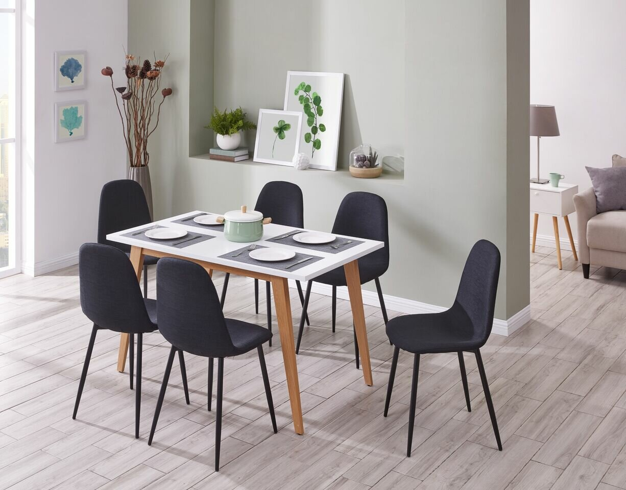 George Oliver Mauricio 7 Pieces Dining Set | Wayfair