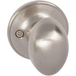 Attirant Brushed Silver Door Knobs   Wayfair