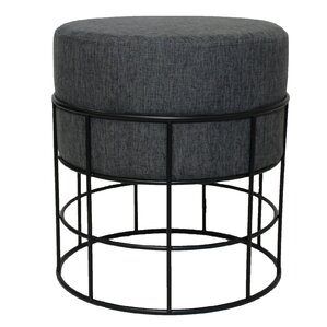Round Ottoman by Urban Designs
