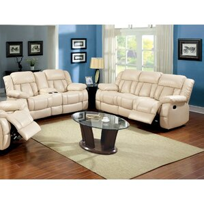 Carlmane Configurable Living Room Set  sc 1 st  Wayfair & Reclining Living Room Sets Youu0027ll Love islam-shia.org
