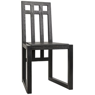 Edge Solid Wood Dining Chair